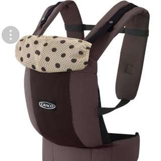 《GRACO》嬰幼兒腰帶型前後式雙向揹巾