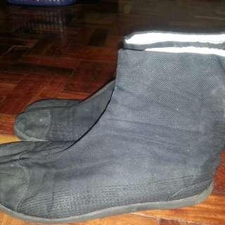 Ninja tabi boots 27cm lowcut