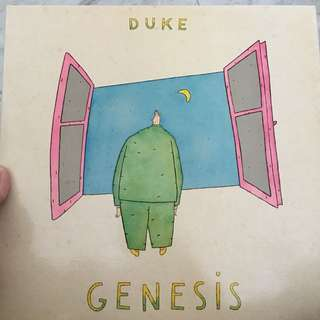 Genesis vinyl record