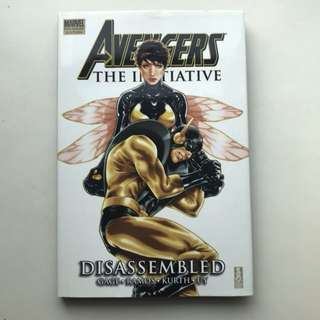Avengers The Initiative Disassembled Hardcover