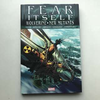 Fear Itself Hardcover