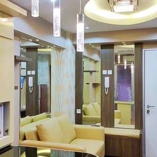 disewakan apartemen green bay 2BR full furnished tower A