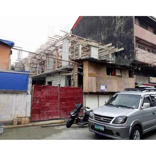 For Sale Pre Selling 3 Storey Townhouse in Geronimo St. Sampaloc Manila
