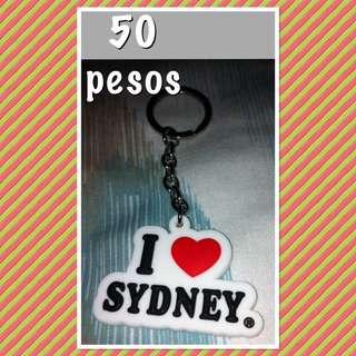 Sydney, australia KEYCHAIN
