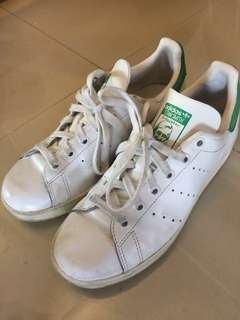 Classic Green and White Stan Smith
