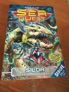 Sea Quest, Silda The Electric Eel