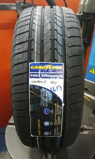 Goodyear Efficient Grip Tyres 215/50/17