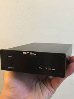 SMSL Sanskrit 6 WM8740 usb coaxial optical dac