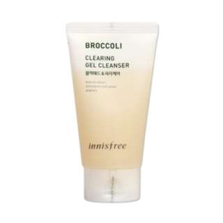 INNISFREE BROCCOLI CLEARING GEL CLEANSER