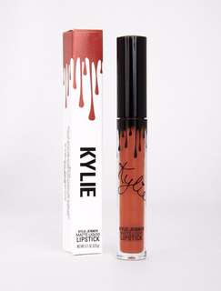 Kylie Cosmetics Matte Liquid Lipstick #Ginger