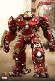 Hot Toys 1/6 Iron Man Mark 44 Hulkbuster