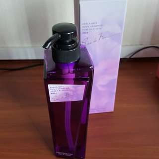 Pola shampoo  n body shower ( Rose  n Lavender)