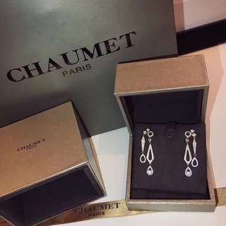 Chaumet earrings 925