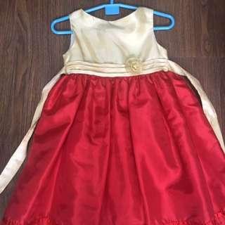 Korean Girl Dress