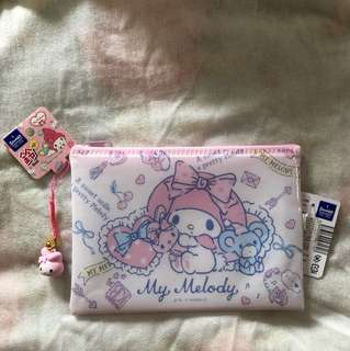 BN My Melody pouch with matching accessory