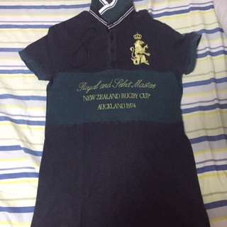 Zara Black Polo Shirt (M)