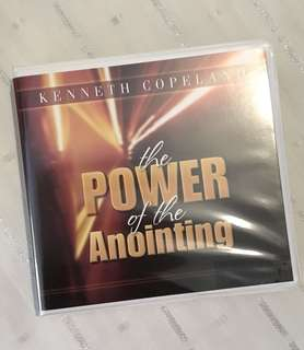 Charity Sale! The Power of the Anointing by Kenneth Copeland Audio Digital CD