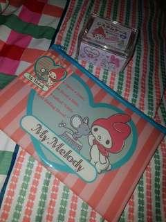 Sanrio My Melody Pouch Case or Gudetama Pouch