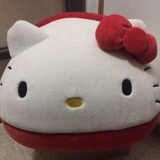 OTO 溫感腳底按摩 Hello Kitty 足輕鬆 減壓