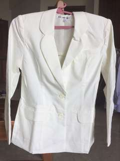 Brand new White Jacket / Lab Coat