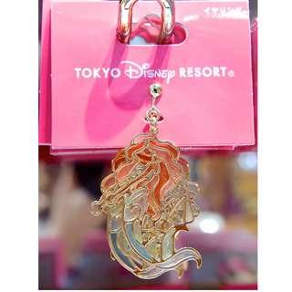 Tokyo Disneysea Disneyland Disney Resorts Sea Land Ariel the Little Mermaid Earrings