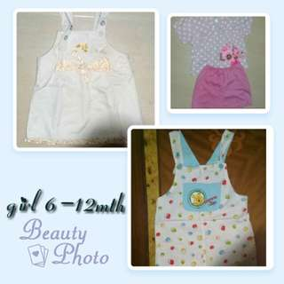 Baby Dress RM12 for all