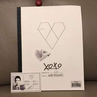 🈹XOXO Book of team EXO, Class - 2013
