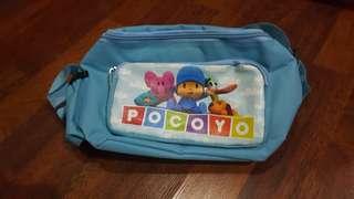 Pocoyo cooler bag