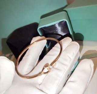 Tiffany & co cuff bracelet 925