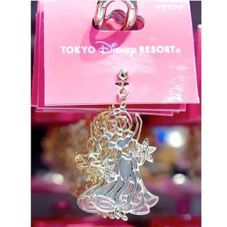 Tokyo Disneysea Disneyland Disney Resorts Sea Land Jasmine Earrings