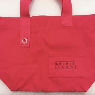 Lowrys Farm Tote Bag 100% New