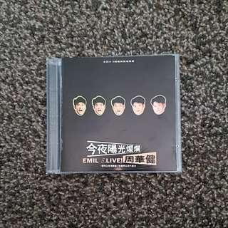 周华健 Emil Wakin Chau - 今夜陽光燦爛 演唱會 (1994) 国语 CD