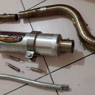 HiSpeed v3 s3 muffler