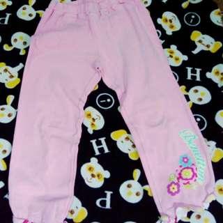 2 jogging pants