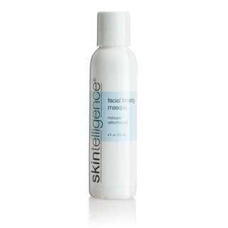 SKINtelligence Facial Firming Masque - Beauty Treatment Mask Single Bottle (120ml)