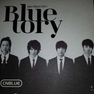 cnblue - blue-tory album