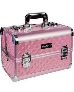 Shany Premier Fantasy Collection Makeup Case (12.5x8x8 inch)
