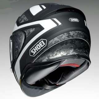 Shoei Z7 helmet (L)