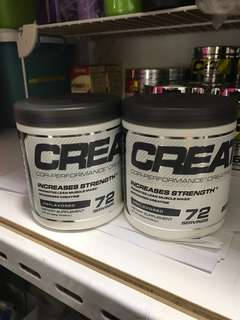 COR-PERFORMANCE CREATINE 360G UNFLAVORED