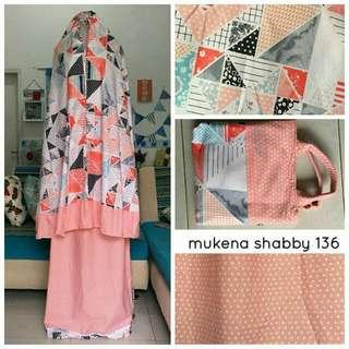 Mukena Shabby