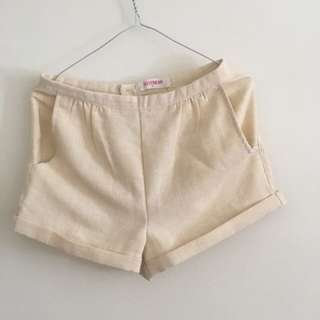 Nude summer short
