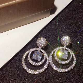 Apm earrings 925