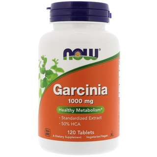 Garcinia Cambogia (Weight Maintenance/Fat Loss/Carbohydrates/Sugar Metabolism)