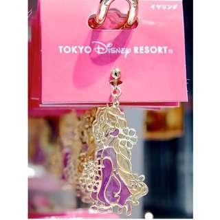 Tokyo Disneysea Disneyland Disney Resorts Sea Land Rapunzel Tangled Earring