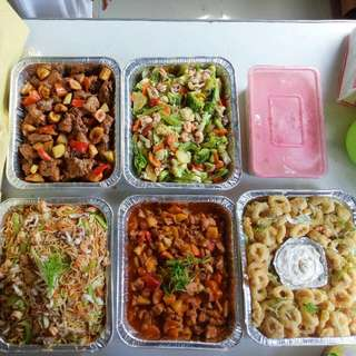 Food trays to love 💕