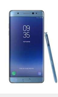 Samsung Note Fan EDITION Resmi Credit Mudah Tanpa CC