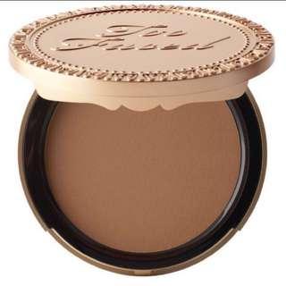 BNIB Too Faced Chocolate Soleil Bronzer