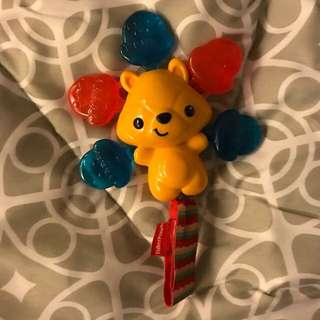 Toy teether