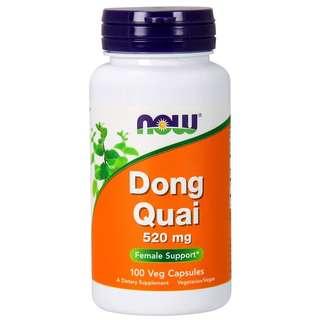 Dong Quai (520 mg, 100 Veg Capsules)