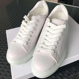 BN White Sneakers